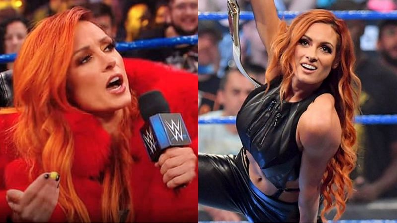 Becky Lynch has been branded as a heel by fans and critics since her recent return.