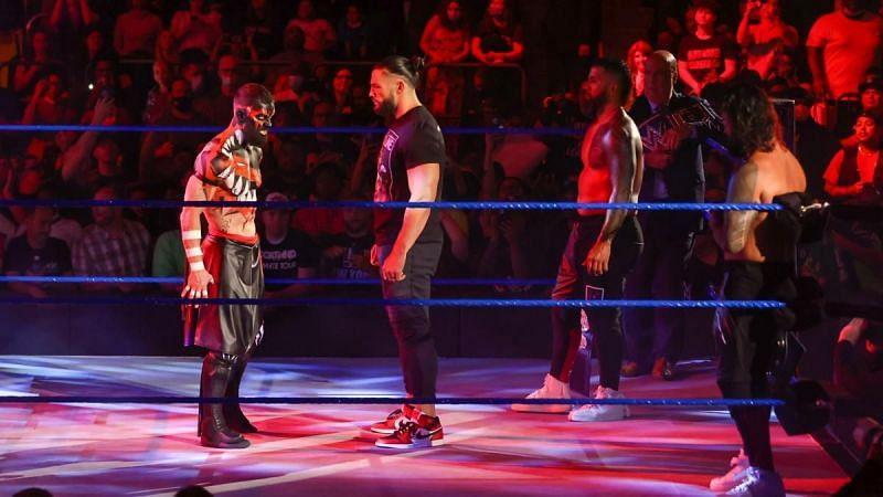 WWE Extreme Rules ®à¥????  ??à¤??ा °à¥??मन °à¥??à¤??स ??र ??मन ??लर ??ा ®à¥??à¤??ाबला