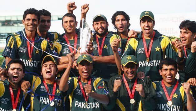 T20 World Cup 2009 Winners - Pakistan