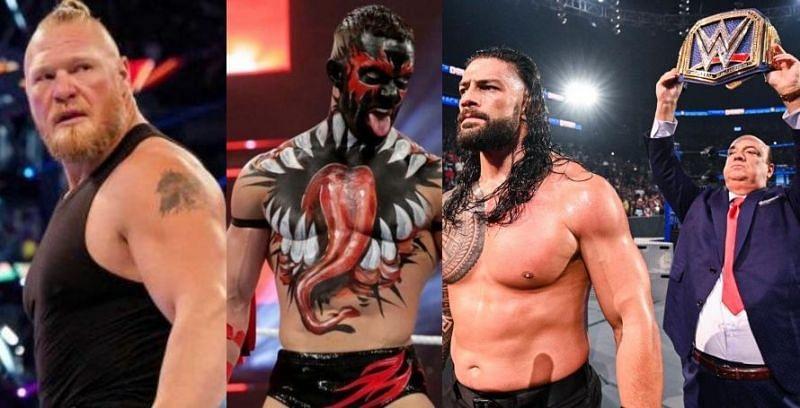 WWE Extreme Rules 2021 के यूनिवर्सल चैंपियनशिप मैच रोमन रेंस और फिन बैलर आमने-सामने होंगे