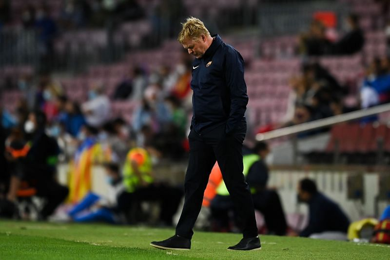 Ronald Koeman was never the answer to Barcelona's coaching problems