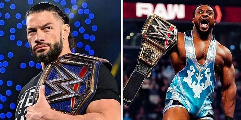 WWE यूनिवर्सल चैंपियन रोमन रेंस ने दी प्रतिक्रिया
