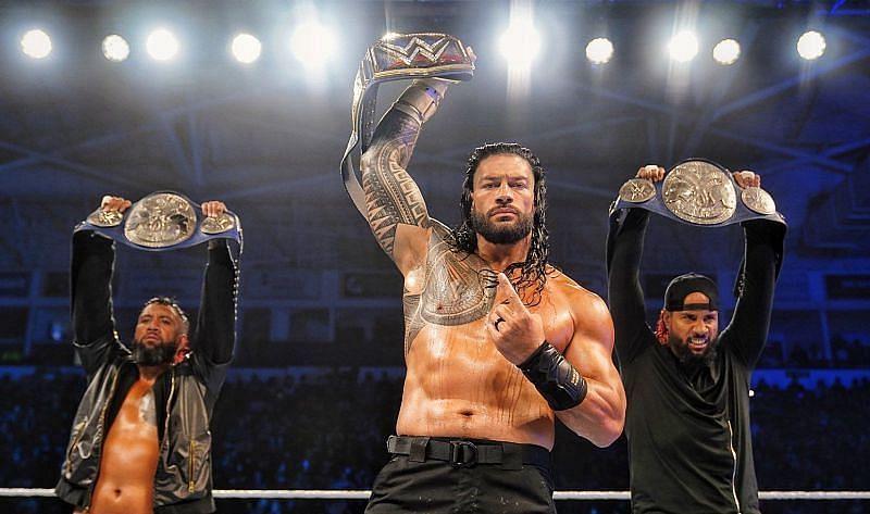 WWE Raw में नजर आएंगे यूनिवर्सल चैंपियन रोमन रेंस