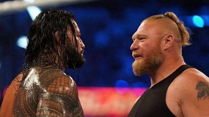 WWE में अगले हफ्ते नजर आएंगे ब्रॉक लैसनर