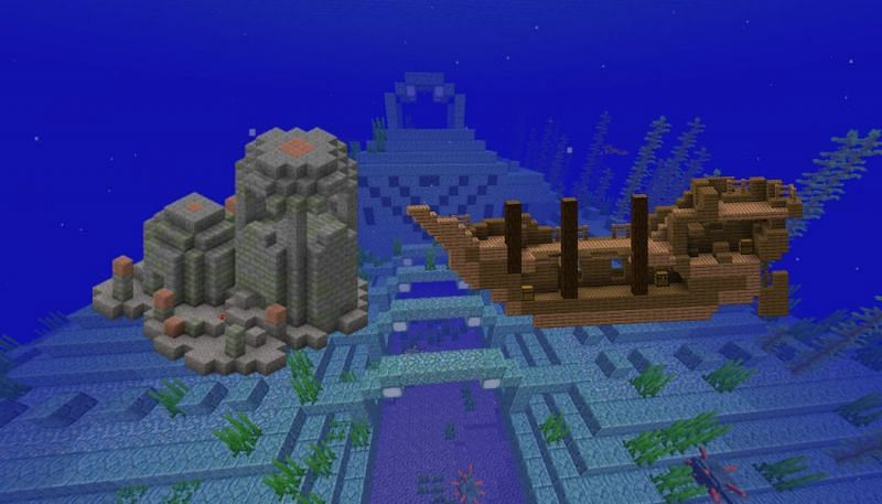 Which water structures are the best, and which are the worst? (Image via Minecraft)