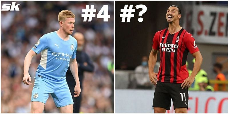 Can De Bruyne or Zlatan end the drought? Or could it be someone else on this list?