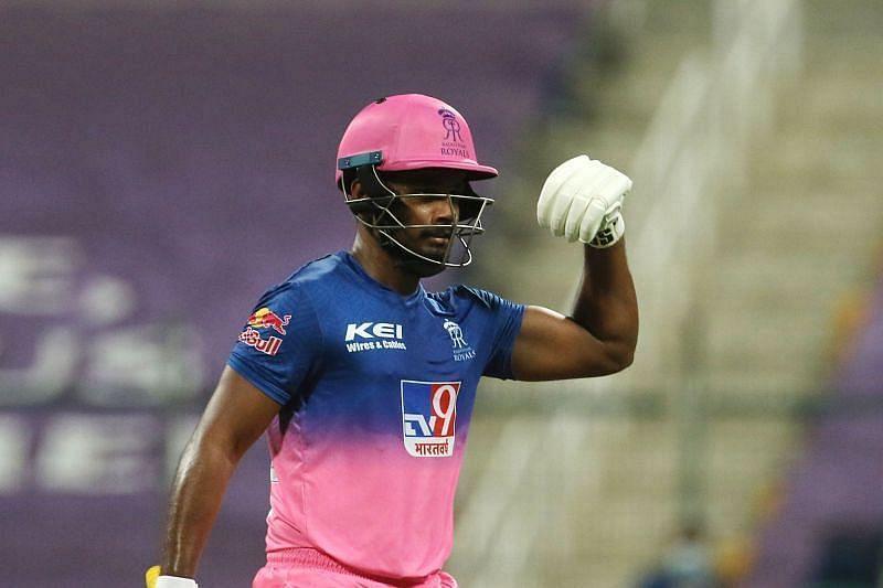 संजू सैमसन आईपीएल में राजस्थान रॉयल्स के कप्तान हैं