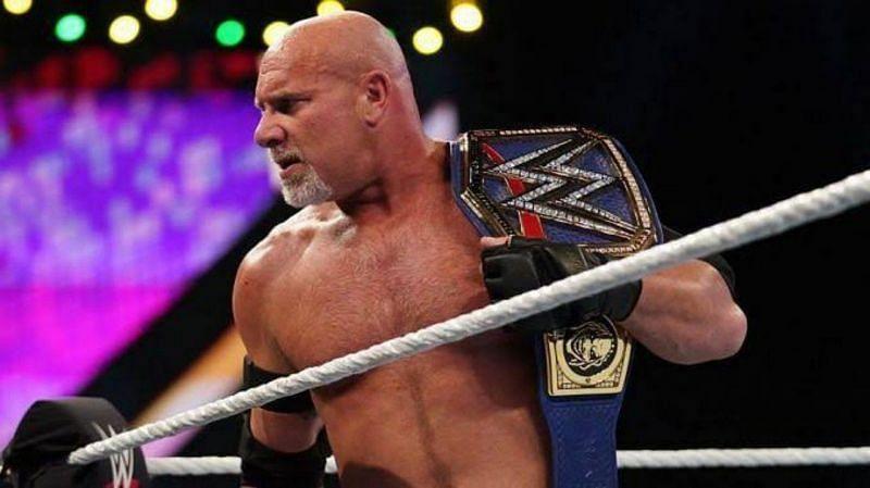 WWE लैजेंड गोल्डबर्ग SummerSlam 2021 में एक्शन में नजर आए थे