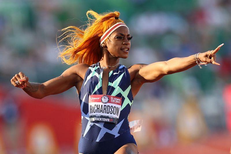 2020 U.S. Olympic Track & Field Team Trials- Sha'Carri Richardson
