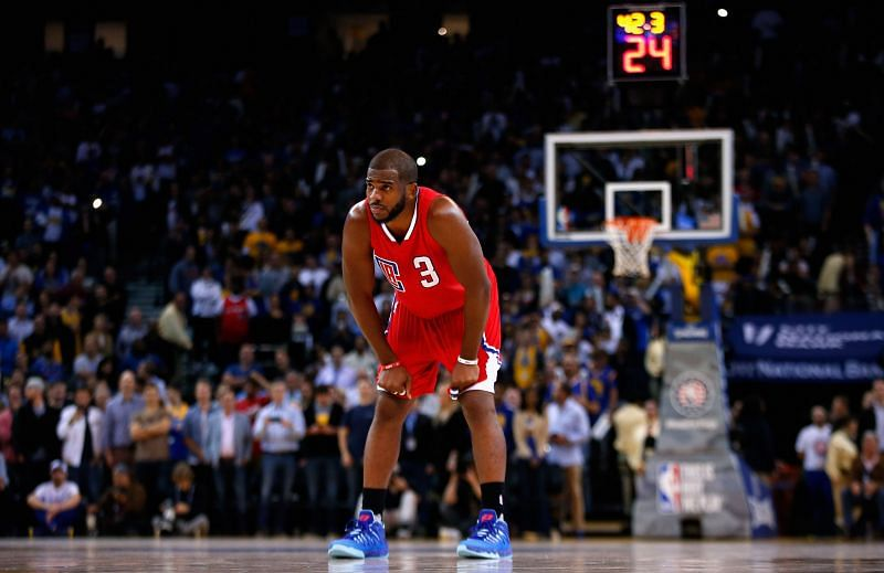Chris Paul was integral to the LA Clippers success in the last decade