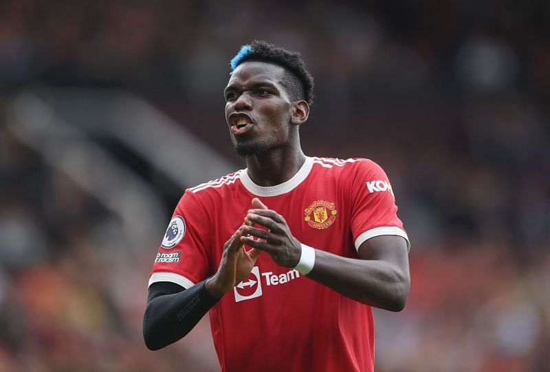 Juventus are planning a January move for Paul Pogba