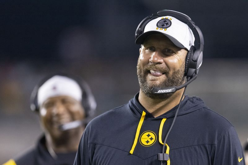 Pittsburgh Steelers quarterback <a href='https://www.sportskeeda.com/player/ben-roethlisberger' target='_blank' rel='noopener noreferrer'>