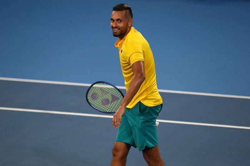 Nick Kyrgios is a regular in discussions about wasted talent.