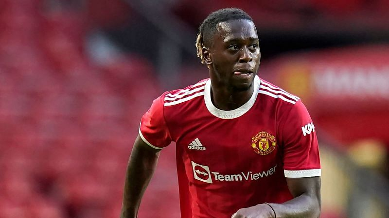 Aaron Wan Bissaka has been a massive upgrade at the right hand side of Manchester United after a long time (Image via Manchester United)