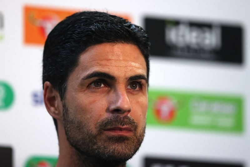Arsenal manager Mikel Arteta will be planning to continue his good run in the EFL Cup