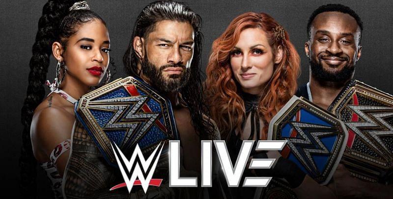 WWE returns to international touring.