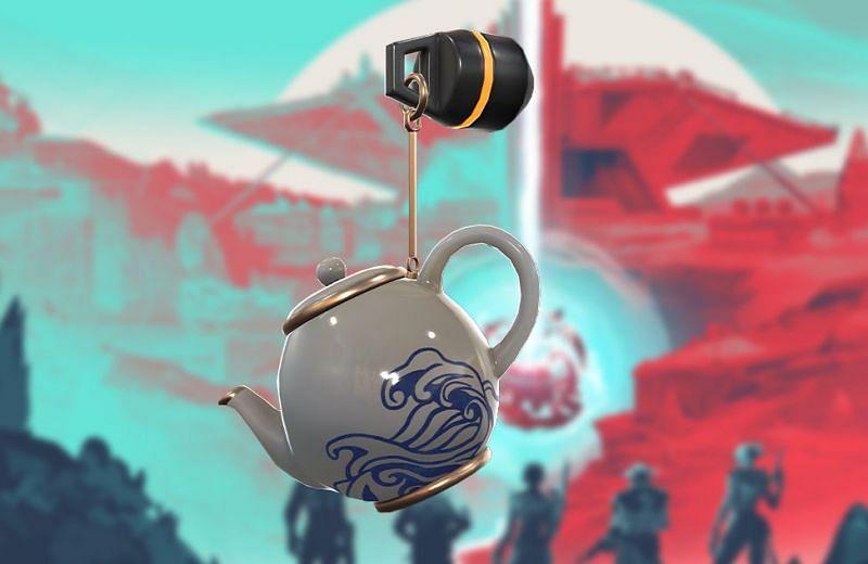 Porcelain Gun Buddy (Image via Riot Games)