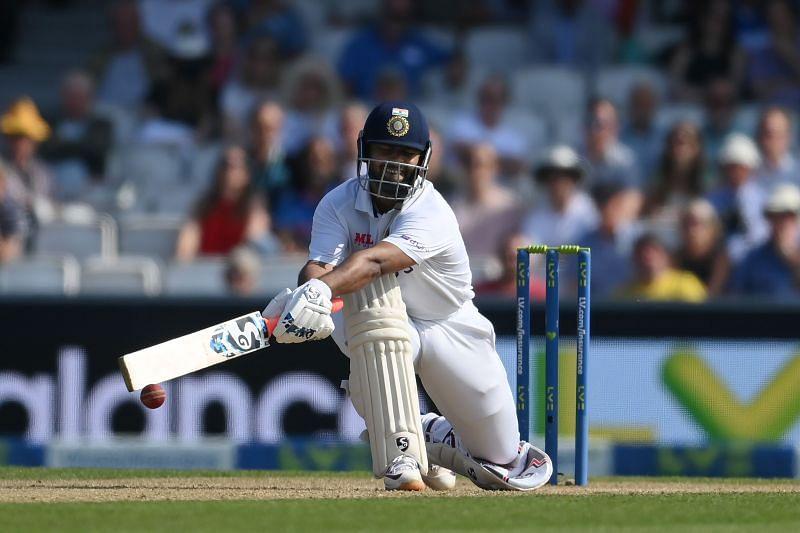 Rishabh Pant has the tendency to play extravagant strokes