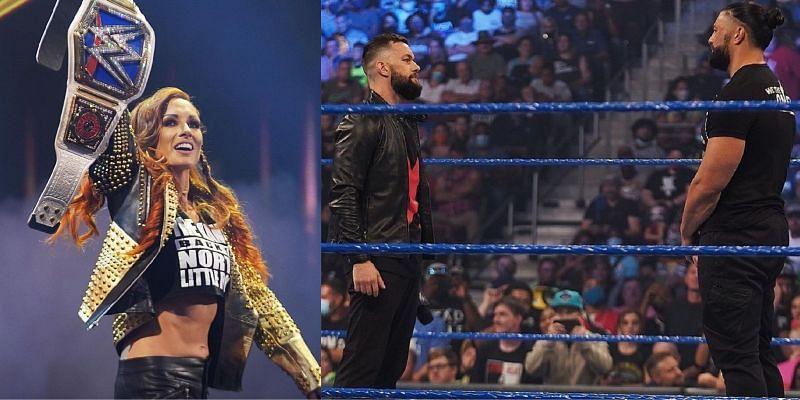 WWE SmackDown में कुछ बड़ी चीज़ें भी देखने को मिल सकती है