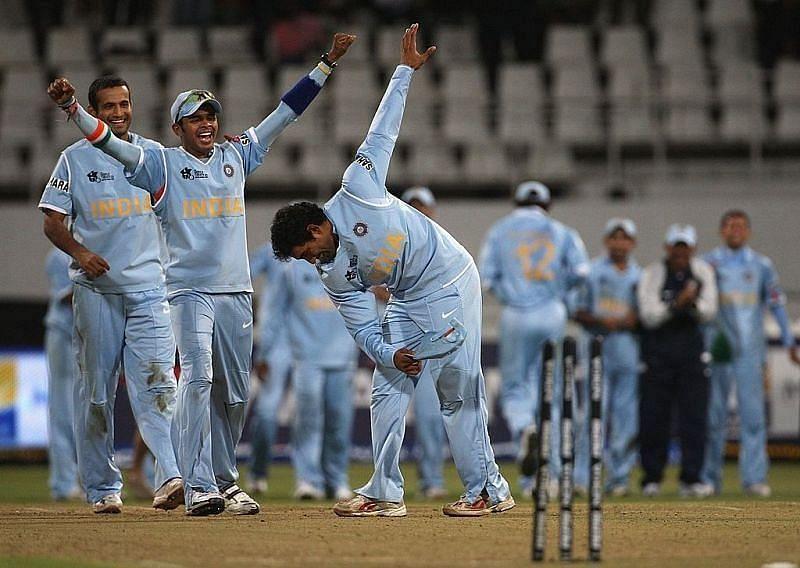 भारत के लिए उथप्पा ने बॉल आउट में भाग लिया