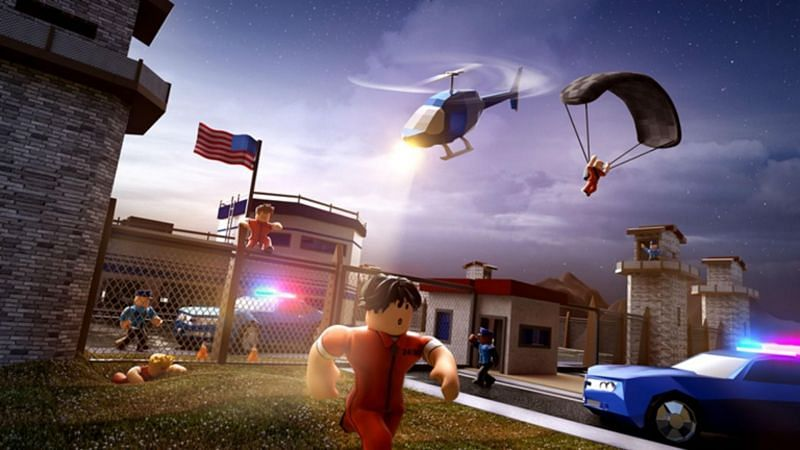 A featured image for Jailbreak (Image via Roblox Corporation)