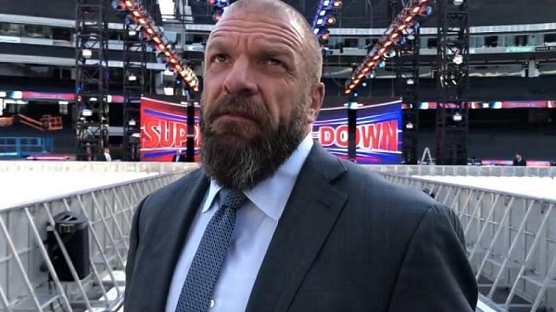 WWE दिग्गज ट्रिपल एच को लेकर बहुत बड़ा बयान सामने आया