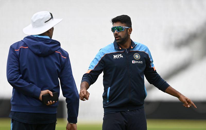 रविचंद्रन अश्विन को इंग्लैंड सीरीज में एक भी मैच खेलने को नहीं मिला है