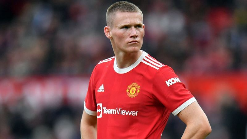 Scott McTominay's role as a destroyer has helped the side to never feel the absence of a proper CDM (Image via Manchester United)