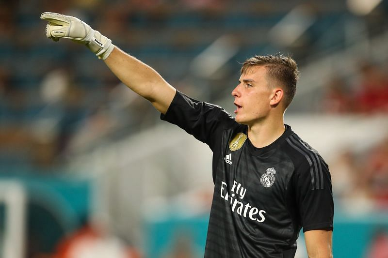 Lunin could be an excellent backup choice to Thibaut Courtois.