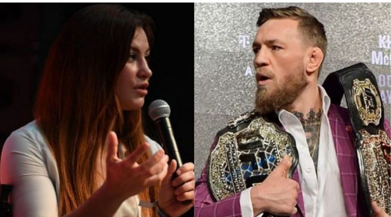 Miesha Tate condemns Conor McGregor's recent antics at the MTV VMAs