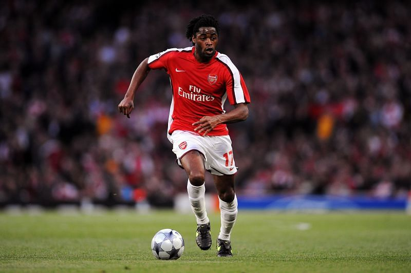 Song was purely driven by money when he left Arsenal