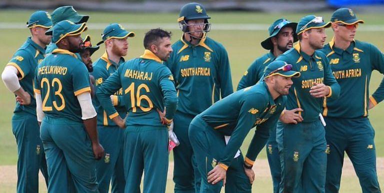 पहले वनडे में दक्षिण अफ्रीका को पराजय मिली है