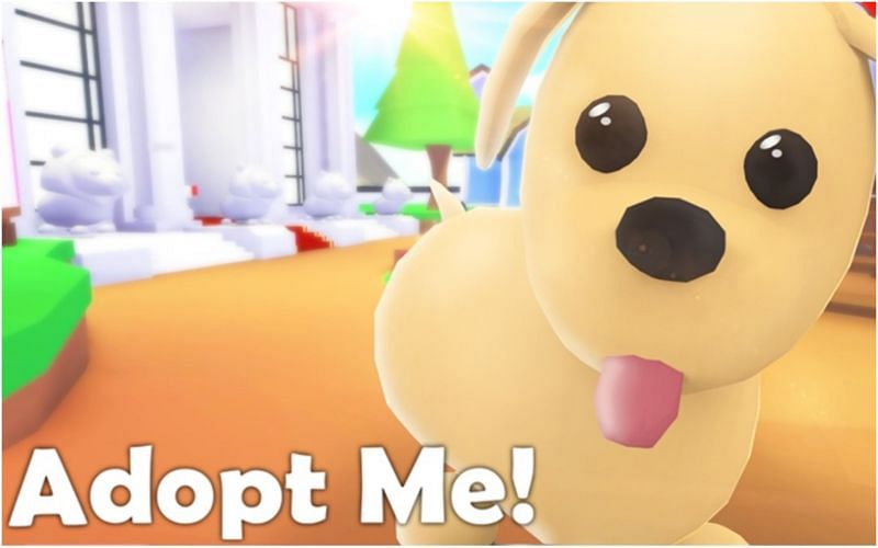 Adopt Me! offers a variety of pets to raise (Image via Uplift Games)