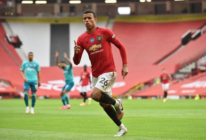 Greenwood is already a prolific striker at 19