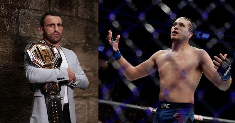 Brian Ortega to challenge Alexander Volkanovski for featherweight belt at UFC 266