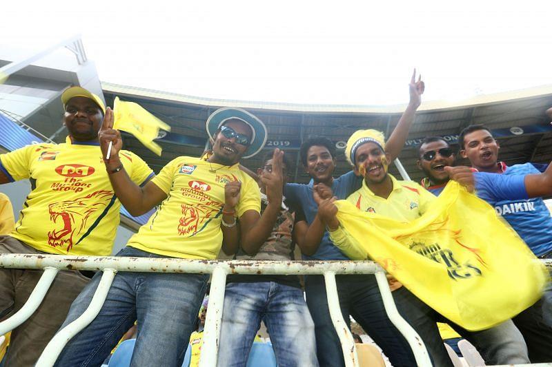 Fans will return for IPL 2021's UAE leg