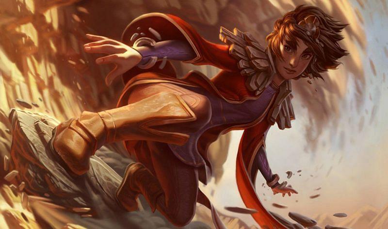 Taliyah updates (Image via Riot Games)