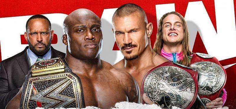 WWE Raw में रैडी ऑर्टन और लैश्ले के बीच होगा मैच