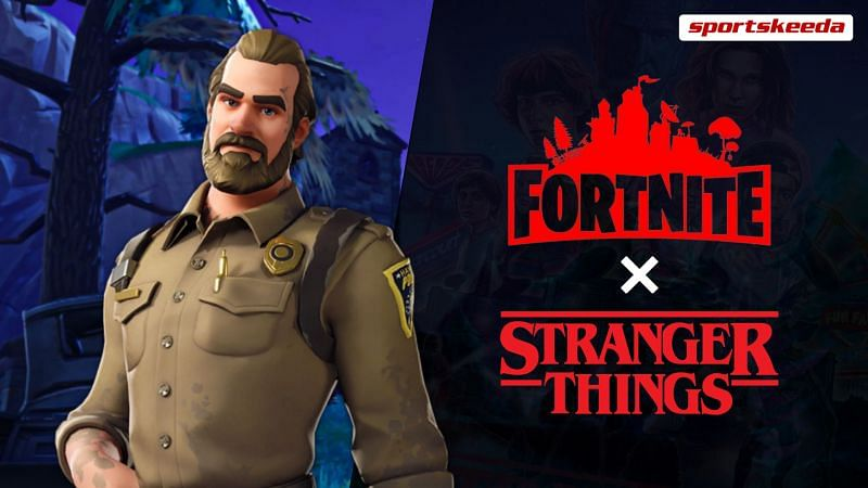 Everything known about the Fortnite x Stranger Things collaboration (Image via Sportskeeda)
