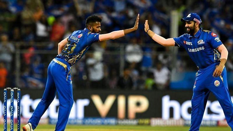 The Mumbai Indians will be fretting over Rohit Sharma and Hardik Pandya's injuries [P/C: iplt20.com]