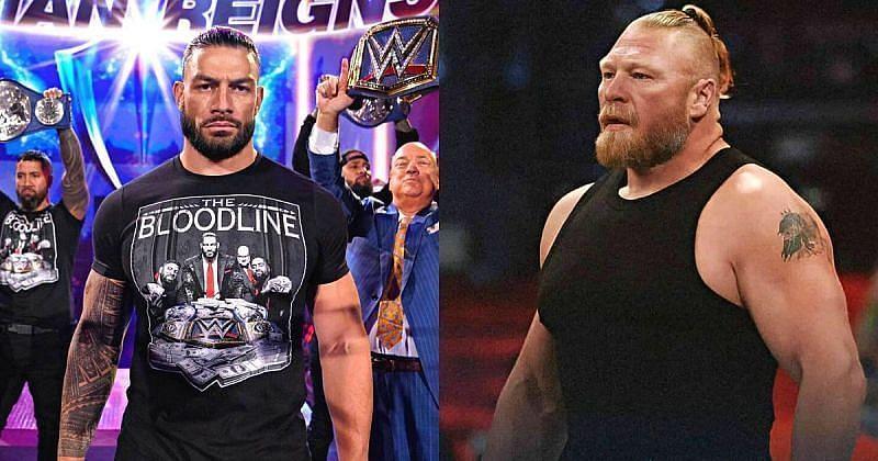 WWE SmackDown में ब्रॉक लैसनर ने की जबरदस्त एंट्री