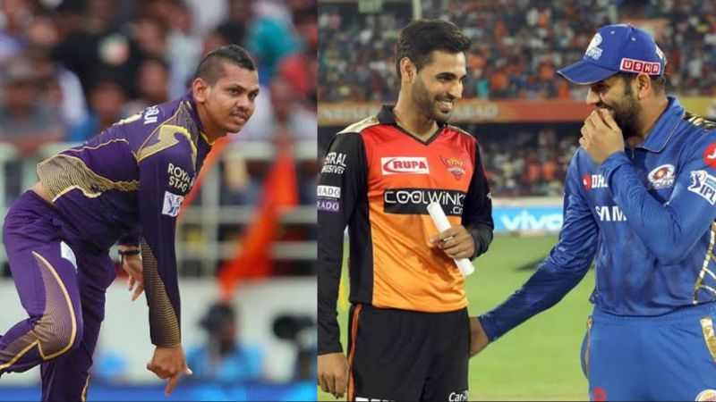 Sunil Narine and Bhuvneshwar Kumar are two bowlers who have a great record against Mumbai Indians in IPL (Image Courtesy: IPLT20.com)