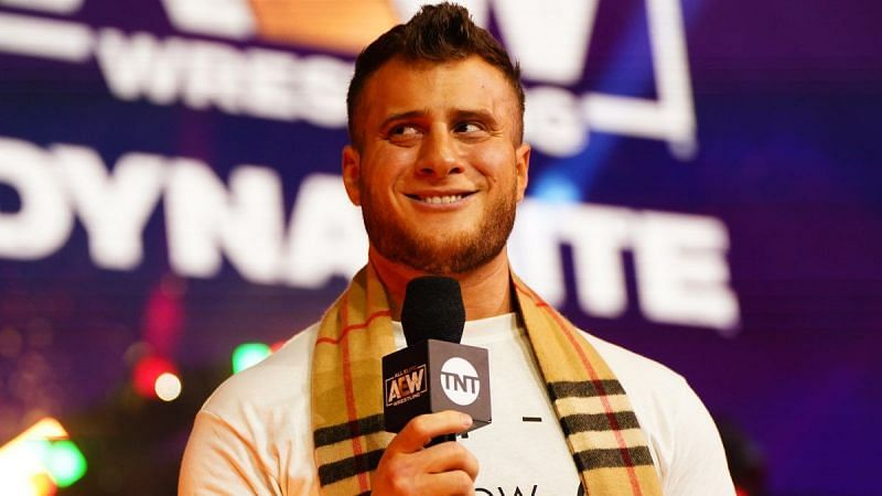 Dutch Mantell was not impressed by MJF's recent promo on AEW Dynamite.