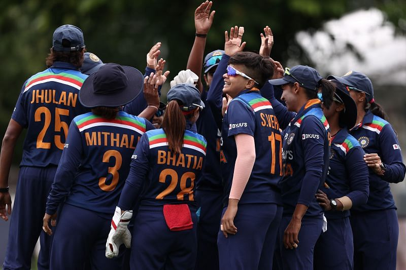 England v India - Women's Third One Day International (Source: Getty Images)