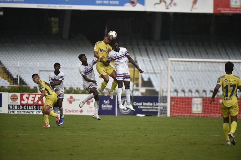 Kerala Blasters will play Bengaluru FC in their next Durand Cup 2021 Group C game. Image Credits: durandcup.in