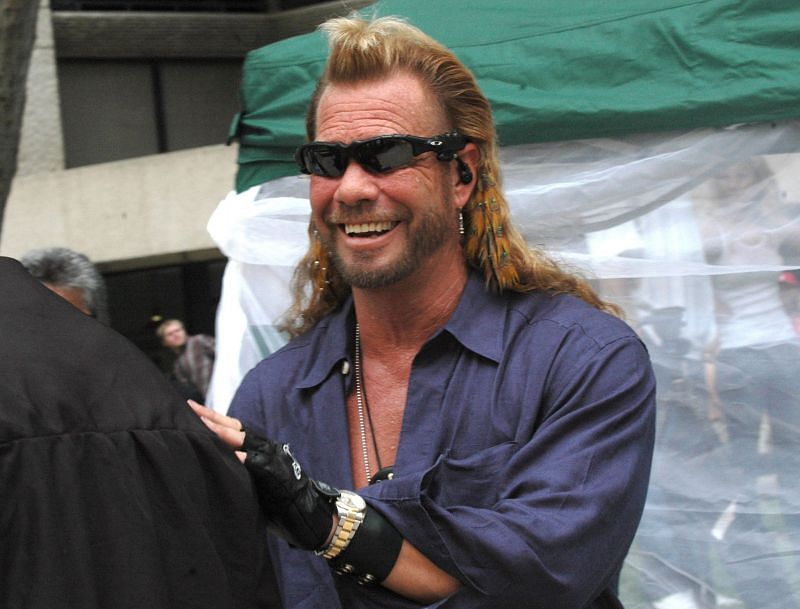 Dog the Bounty Hunter at March of Dimes Honolulu Fundraiser. (Image via Getty Images)