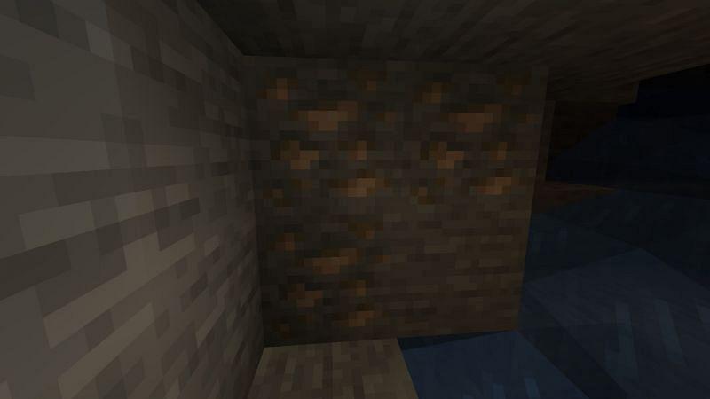 Iron ores (Image via Mojang)
