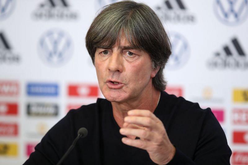 Former German national team coach Joachim Low