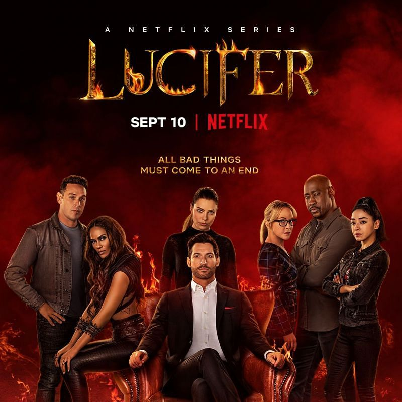 Lucifer Season 6 should satisfyingly conclude the series' arc (Image via Twitter)