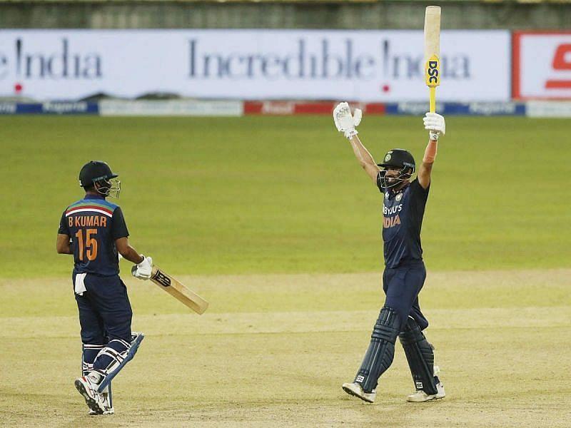 दीपक चाहर ने श्रीलंका के खिलाफ मैच जिताऊ पारी खेली थी